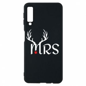 Samsung A7 2018 Case Mrs deer