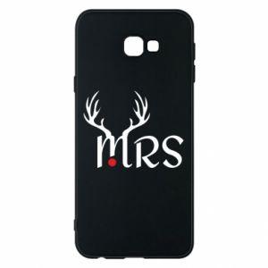 Samsung J4 Plus 2018 Case Mrs deer