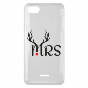 Phone case for Xiaomi Redmi 6A Mrs deer