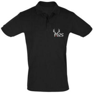 Men's Polo shirt Mrs deer