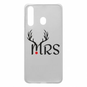 Phone case for Samsung A60 Mrs deer