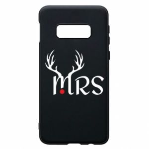 Samsung S10e Case Mrs deer