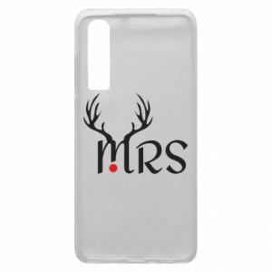 Phone case for Huawei P30 Mrs deer