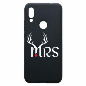Etui na Xiaomi Redmi 7 Mrs deer
