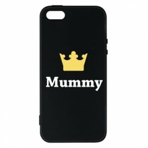 Phone case for iPhone 5/5S/SE Mummy
