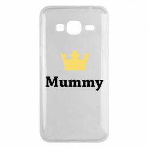Phone case for Samsung J3 2016 Mummy