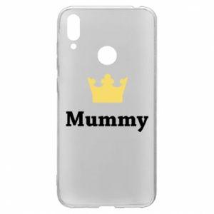 Huawei Y7 2019 Case Mummy