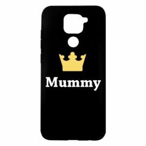 Xiaomi Redmi Note 9 / Redmi 10X case % print% Mummy