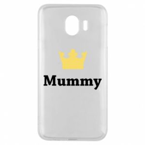 Phone case for Samsung J4 Mummy