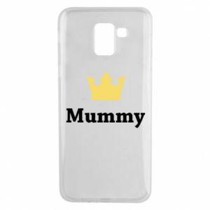 Phone case for Samsung J6 Mummy