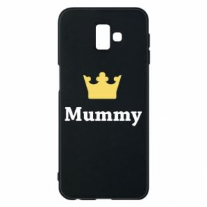 Phone case for Samsung J6 Plus 2018 Mummy