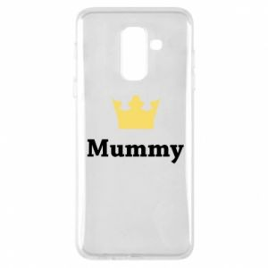 Phone case for Samsung A6+ 2018 Mummy