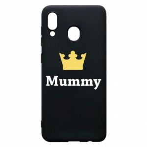 Phone case for Samsung A20 Mummy