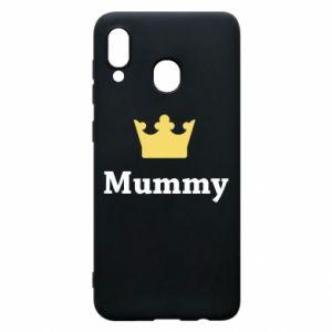 Samsung A20 Case Mummy