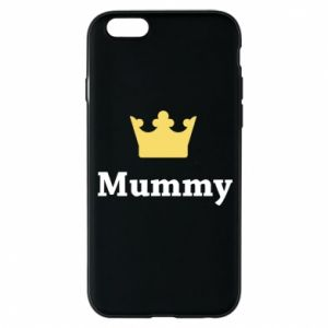 Phone case for iPhone 6/6S Mummy