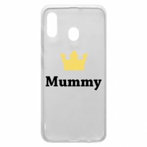 Phone case for Samsung A30 Mummy