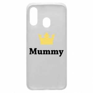 Phone case for Samsung A40 Mummy