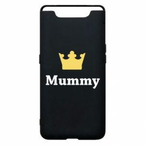 Phone case for Samsung A80 Mummy