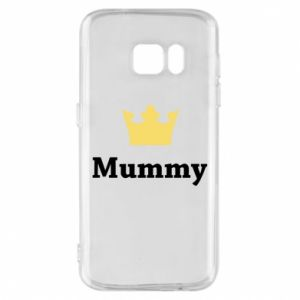 Phone case for Samsung S7 Mummy