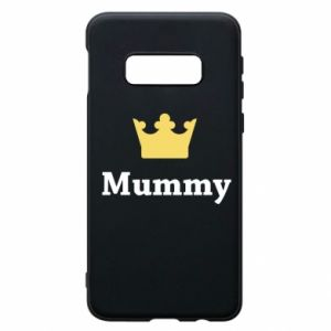 Phone case for Samsung S10e Mummy