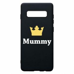 Phone case for Samsung S10+ Mummy