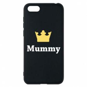 Phone case for Huawei Y5 2018 Mummy