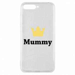 Phone case for Huawei Y6 2018 Mummy