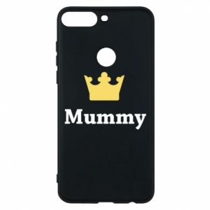 Phone case for Huawei Y7 Prime 2018 Mummy