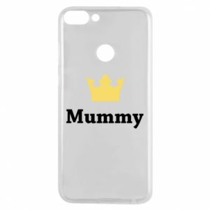 Phone case for Huawei P Smart Mummy
