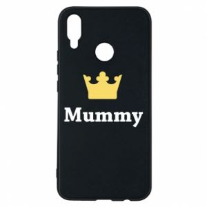 Phone case for Huawei P Smart Plus Mummy