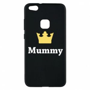 Phone case for Huawei P10 Lite Mummy
