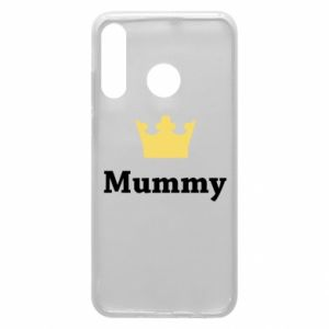 Phone case for Huawei P30 Lite Mummy