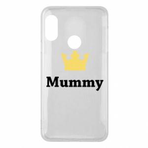 Phone case for Mi A2 Lite Mummy
