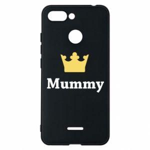 Phone case for Xiaomi Redmi 6 Mummy
