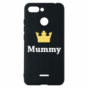 Xiaomi Redmi 6 Case Mummy