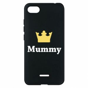 Phone case for Xiaomi Redmi 6A Mummy