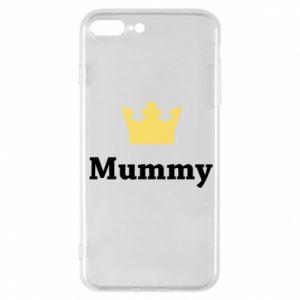 Phone case for iPhone 7 Plus Mummy