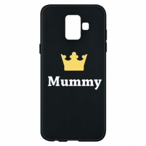 Phone case for Samsung A6 2018 Mummy