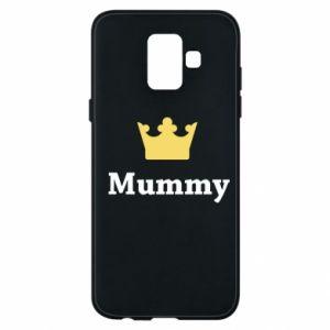Samsung A6 2018 Case Mummy