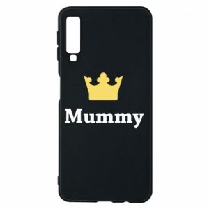 Phone case for Samsung A7 2018 Mummy