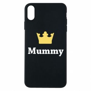 Phone case for iPhone Xs Max Mummy