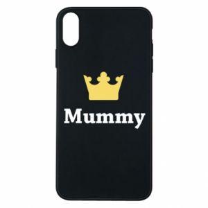 iPhone Xs Max Case Mummy