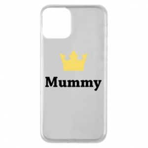 Phone case for iPhone 11 Mummy