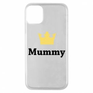 Phone case for iPhone 11 Pro Mummy