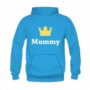 Kid's hoodie Mummy