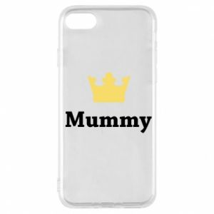 Phone case for iPhone 8 Mummy