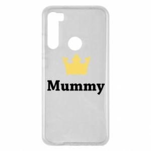 Xiaomi Redmi Note 8 Case Mummy