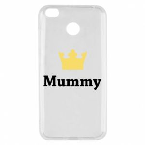 Xiaomi Redmi 4X Case Mummy