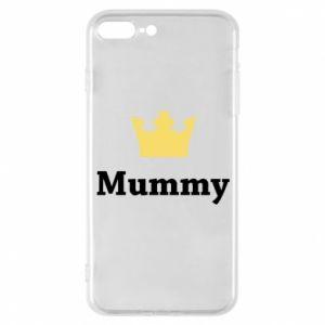 Phone case for iPhone 8 Plus Mummy