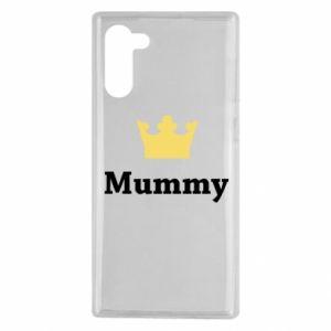 Samsung Note 10 Case Mummy